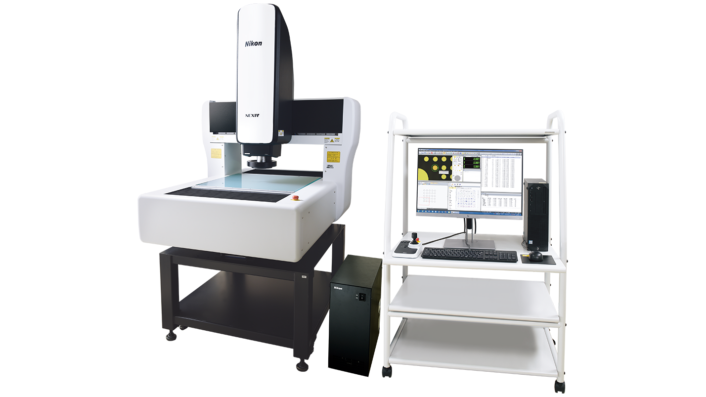 Nikon | Technology & Design | CNC Video Measuring Systems