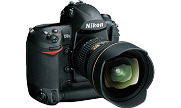 Nikon | News | Nikon D3S Digital SLR camera and AF-S NIKKOR 300mm ...
