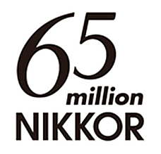 NIKKOR 65 million Logo