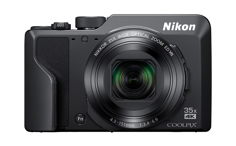 Nikon Corporation Is Pleased To Announce The Release Of COOLPIX A1000 A Stylish Compact Digital Camera Equipped With An Electronic Viewfinder